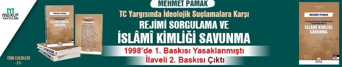 Mehmet Pamak kitapları için tıklayın